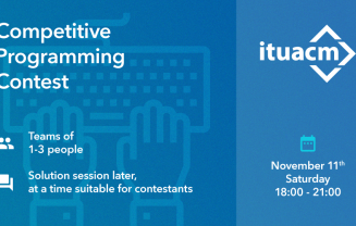 ITU ACM Competitive Contest #1