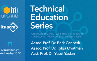 Technical Education Series #1 - Poster